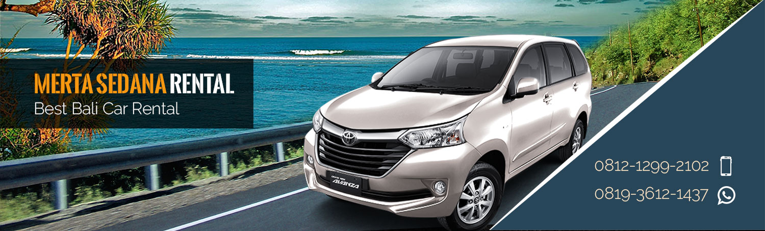 merta sedana best rent car in bali