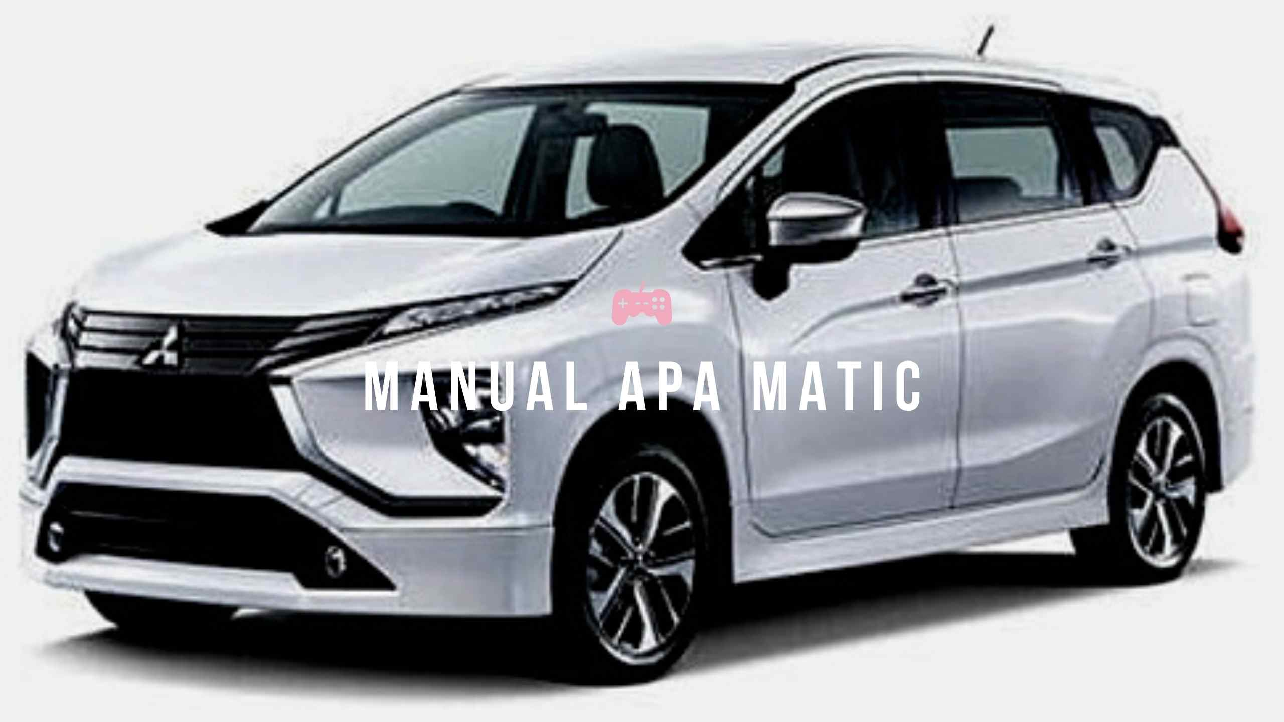 Manual Apa Matic
